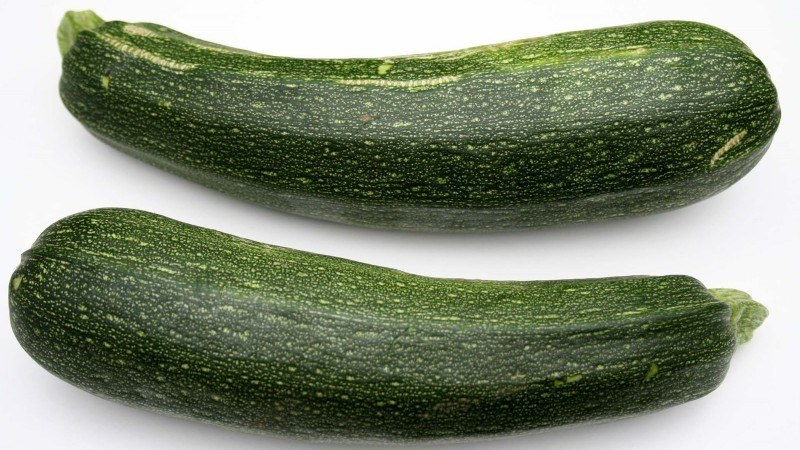 Courgettes From My Sister's Garden