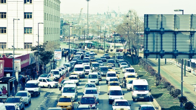 Turkish Traffic