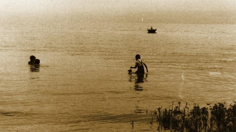 Bathers, Chapala