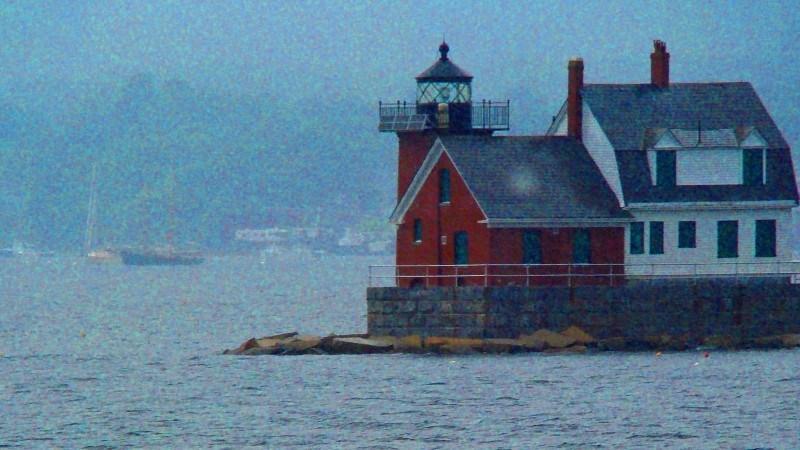 Lighthouse, Rockland