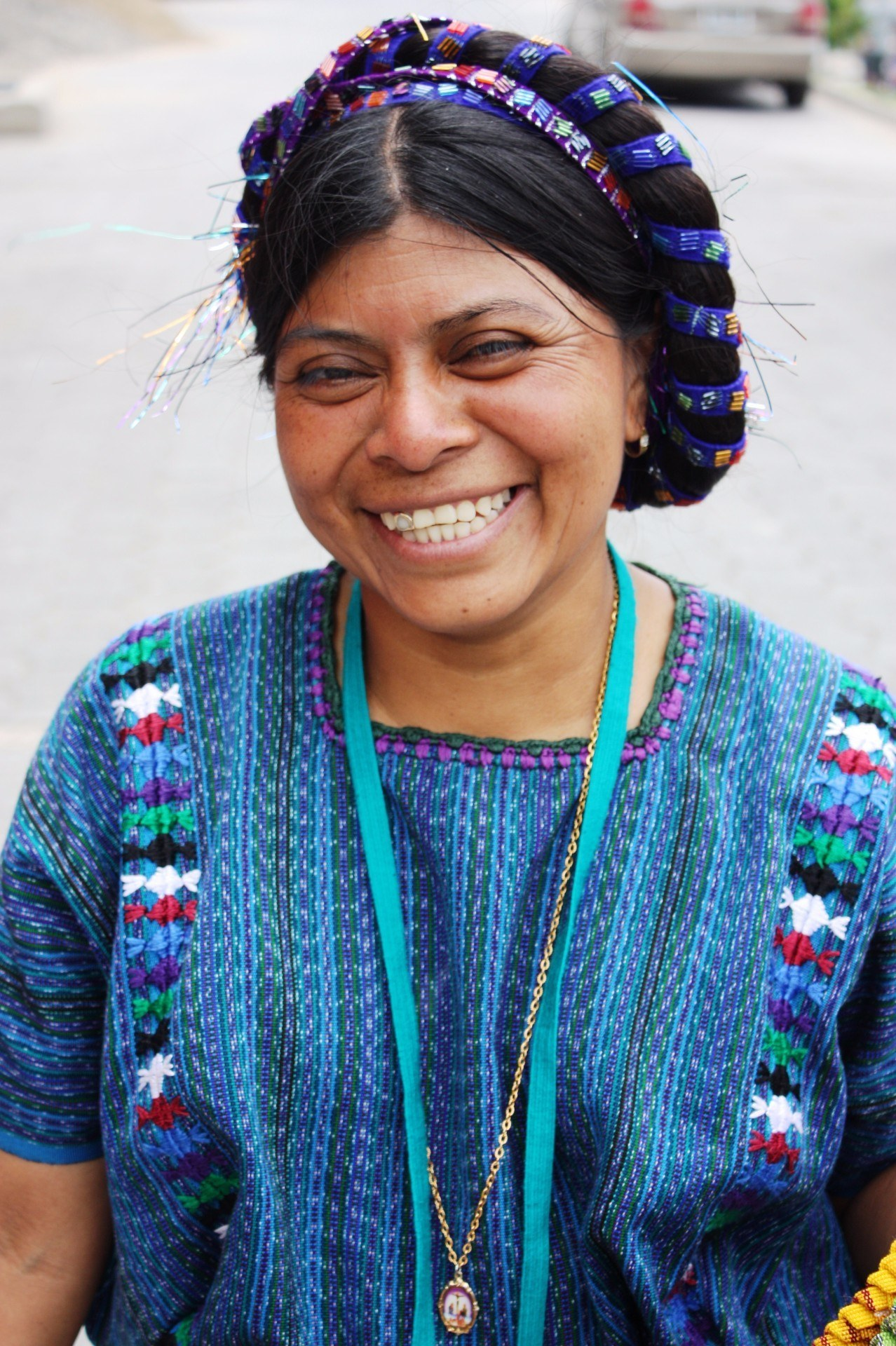 Guatemala ladies