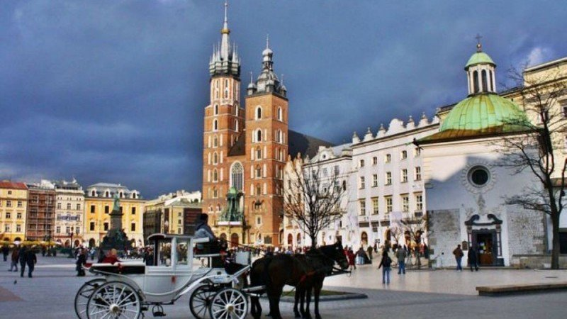 Farewell to Krakow