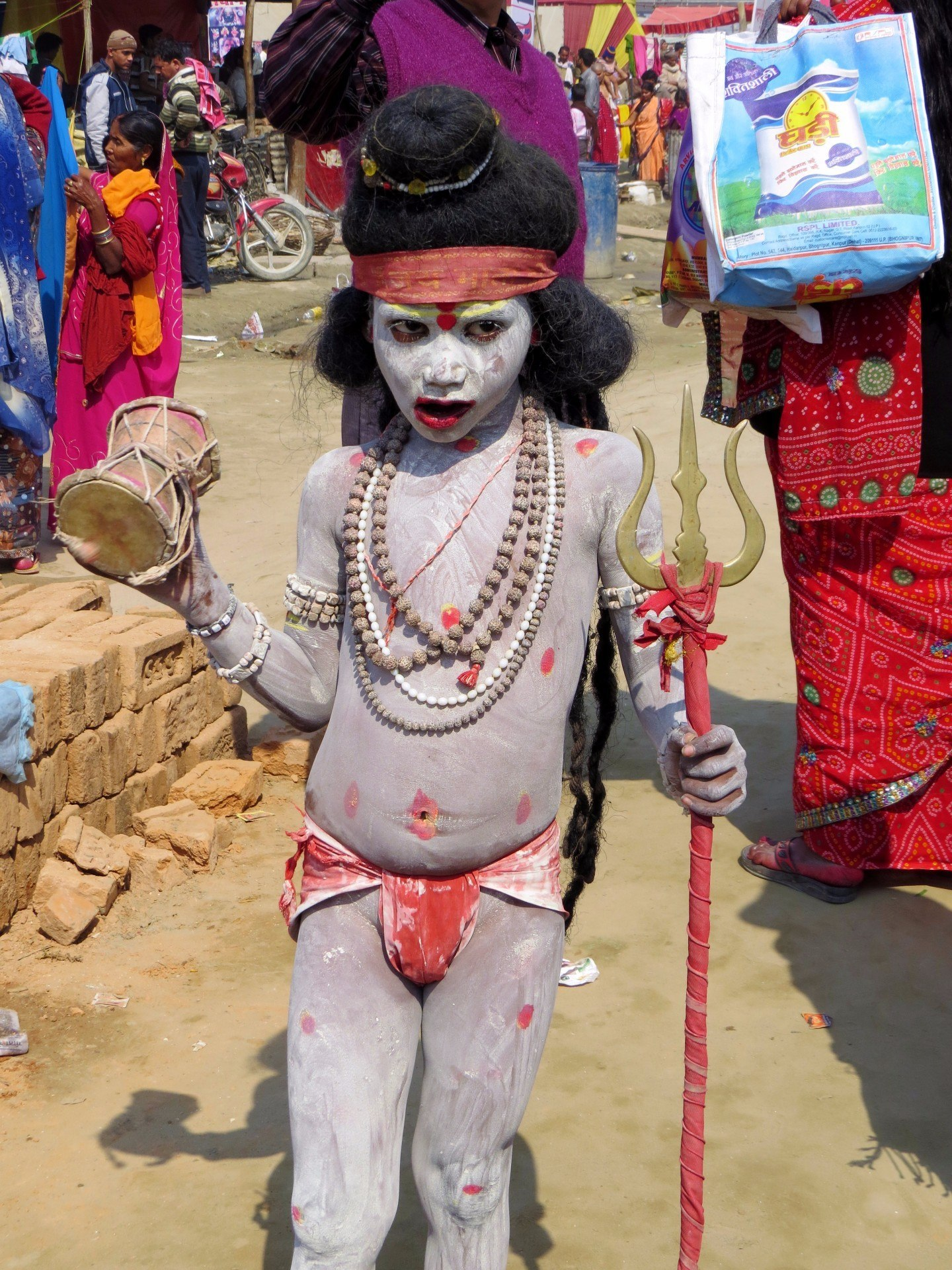 Maha Kumbh Mela Sheri Vandermolen