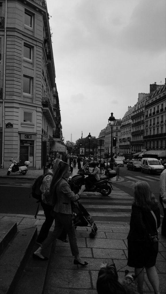 Street Scene Adam Gillings