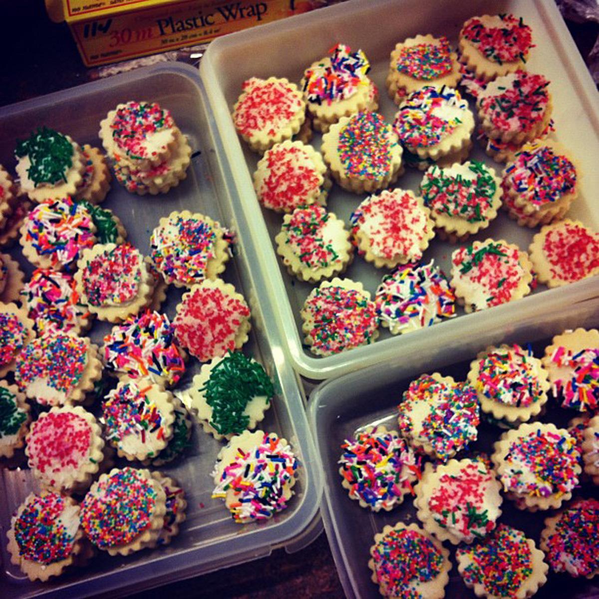 christmas-baking Mo Duffy Cobb