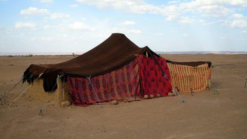 "Carlos ZGZ, ""Desert Tent"""