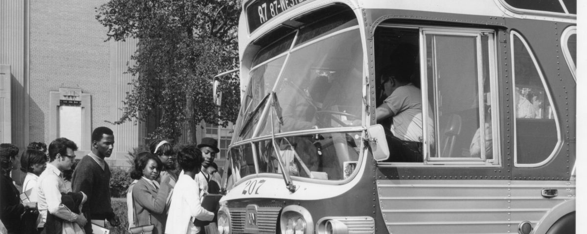 Ten Things I see from the Division Street Bus, 1967