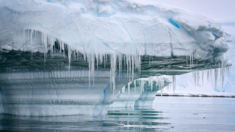 Icescapes in the Southern Ocean